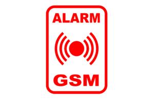 Alarm GSMskilteOvervågningstk