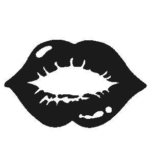 kys, læber, mund