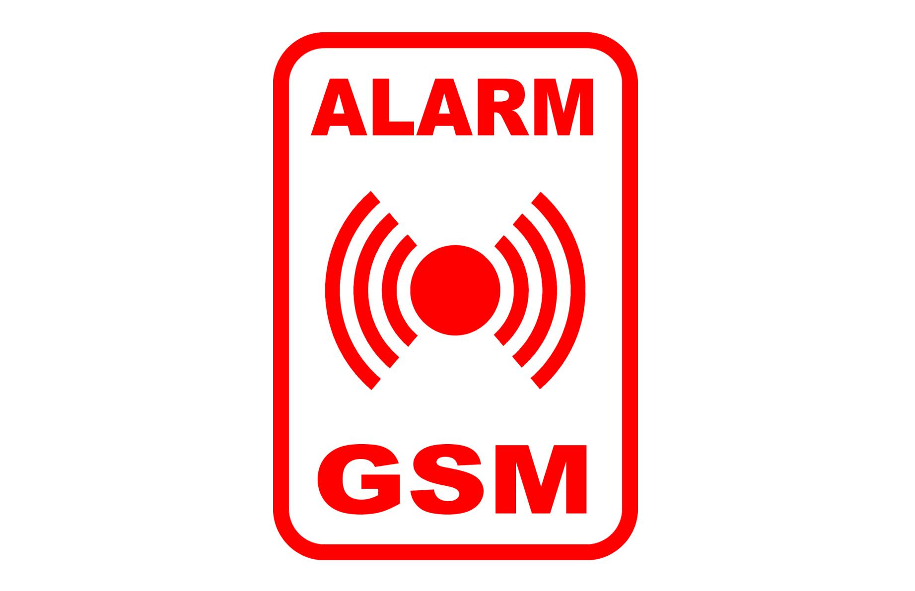 Alarm GSM skilte Overvågning